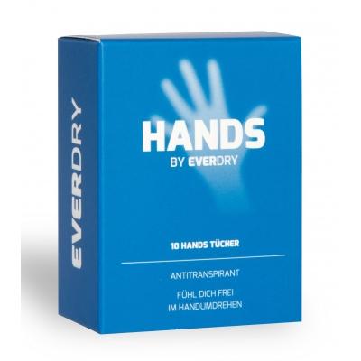 Ubrousky proti pocení rukou